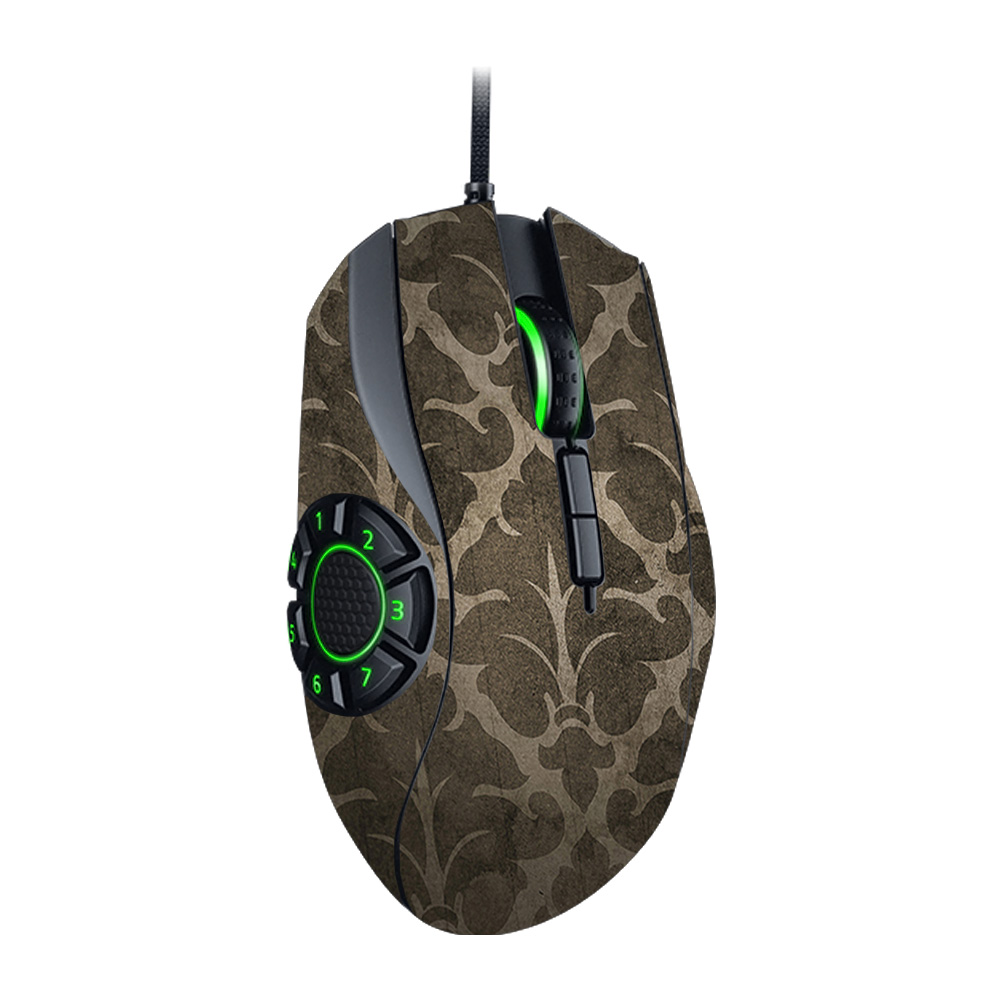 and Change Styles Made in The USA Protective MightySkins Skin Compatible with Razer Naga Hex V2 Gaming Mouse Remove and Unique Vinyl Decal wrap Cover Durable Easy to Apply Blue Scales