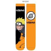 Naruto Leaf 2 pair pack of Crew Socks