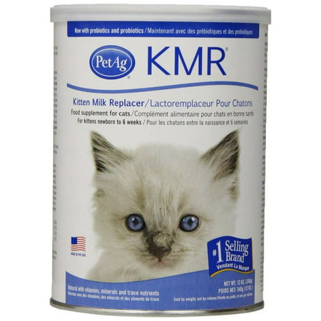 Esbilac Liquid Milk Replacer (PetAg KMR Powder Kitten Milk Replacer 12 oz )