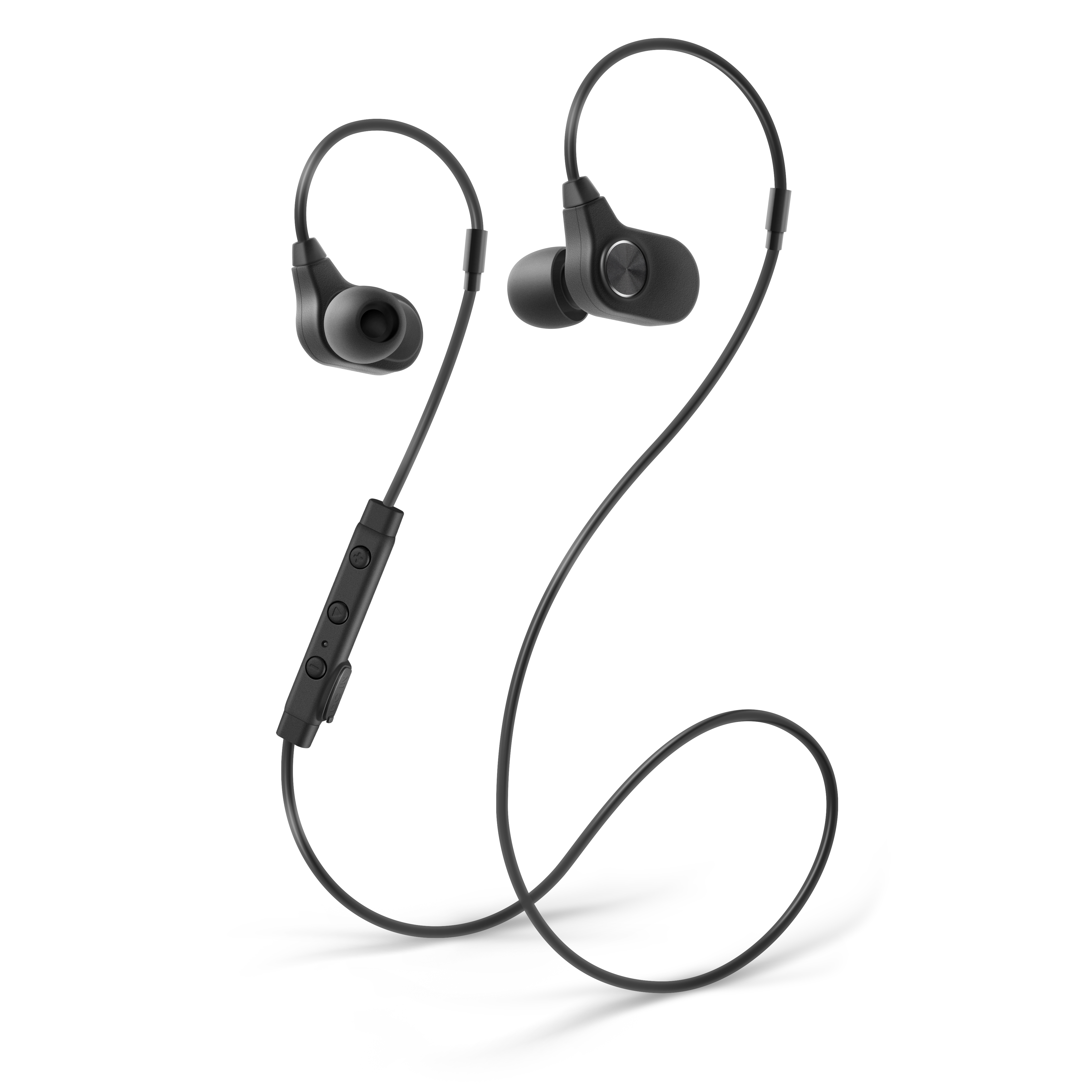 Photive G1 Bluetooth Headphones, Best Wireless Earbuds For Sports, Running  And Gym Workouts Waterproof, Sweatproof, Securefit Headset