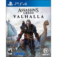 Assassins Creed Valhalla PlayStation 4 Standard Edition with free upgrade to the digital PS5 version, Pre-order Bonus