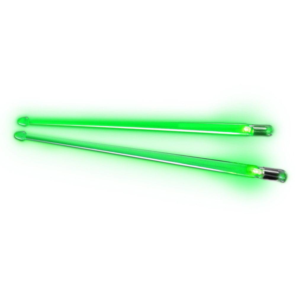 Firestix Light Up Drumsticks Green by Overstock