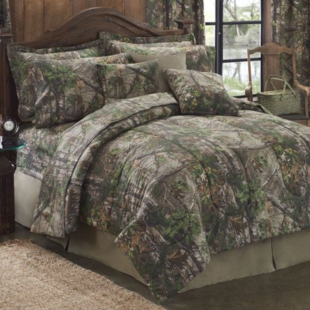 Realtree Bedding Xtra Sheet Set Walmart Com
