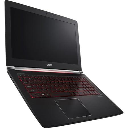 Acer Aspire V 15 Nitro 7 593G 76Ss 15 6  Notebook   Core I7 7700Hq 2 8 Ghz   16 Gb Ram   1 Tb Hdd   Obsidian Black
