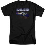 Chevy El Camino 85 Mens Big And Tall Shirt