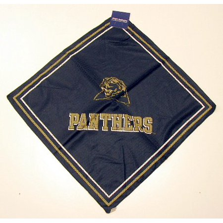 Pittsburgh PITT Panthers Jersey Mesh Bandana Scarf - Carolina Panthers Scarf