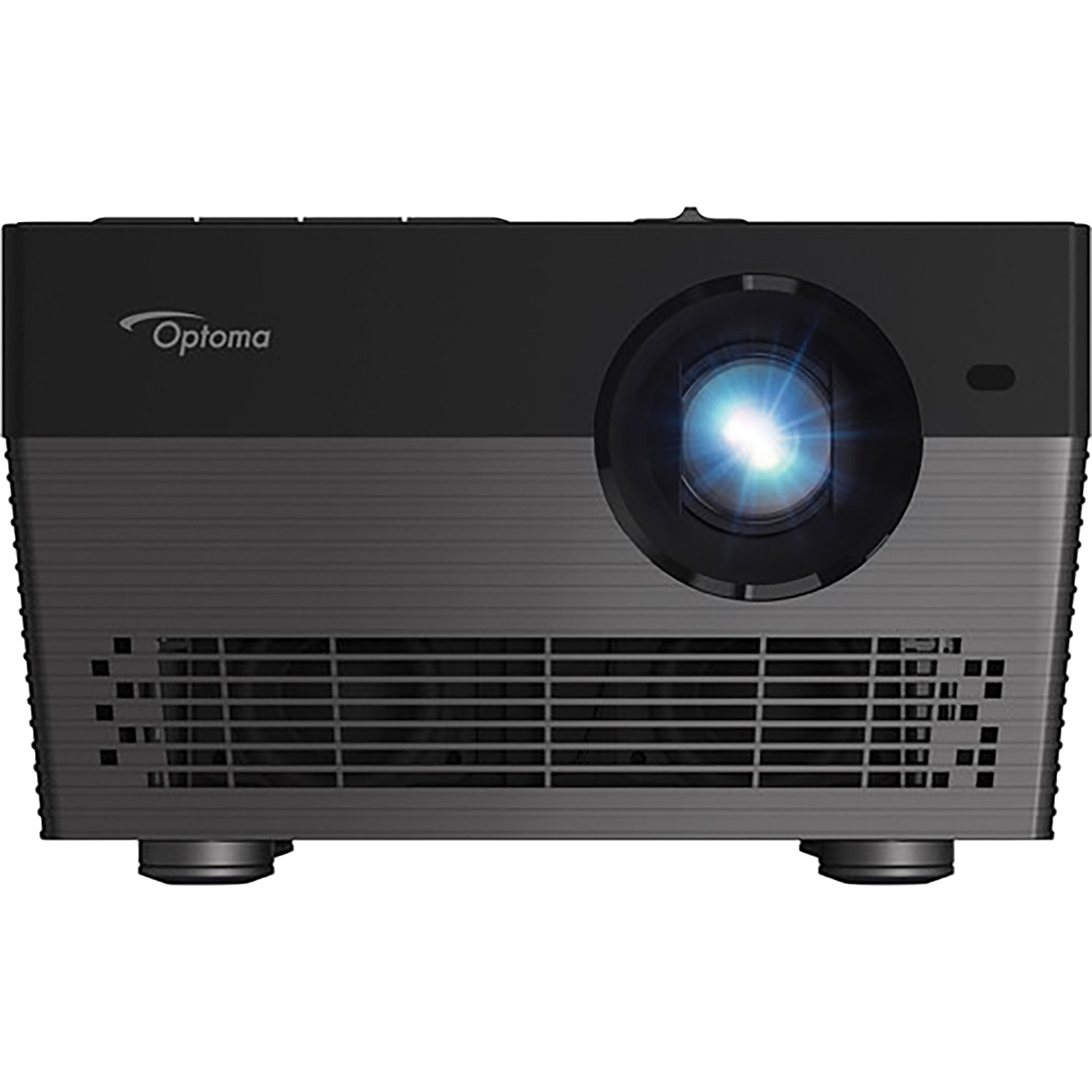 Optoma UHL55 UHL55 4K UHD Portable Projector with Alexa & Google Assistant Compatibility