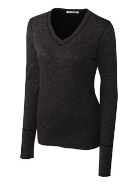 Product Image Cutter   Buck Women s Long sleeve Reversible Formation Knit a164dadcb