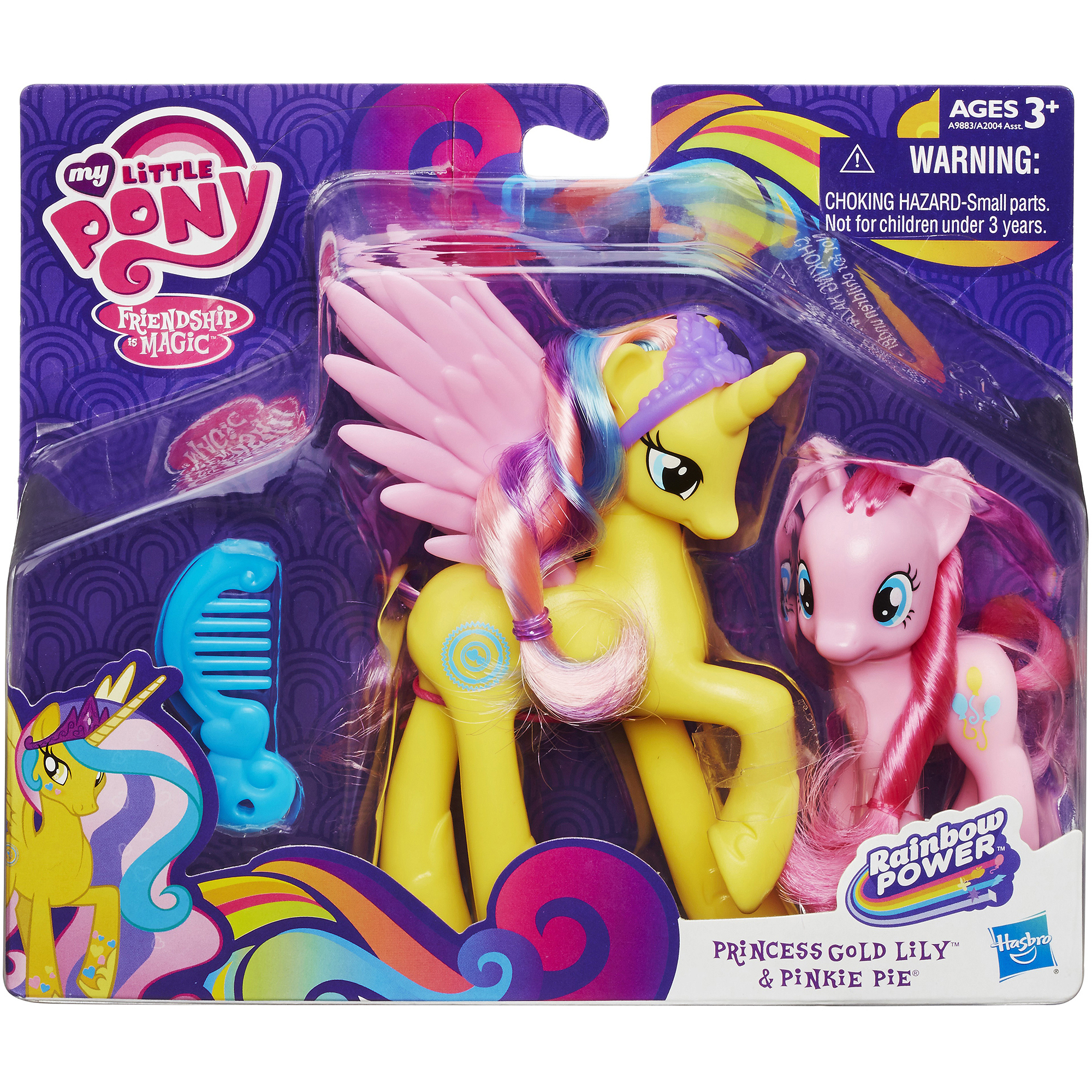 My Little Pony Explore Equestria Crystal Empire Castle  Walmartcom