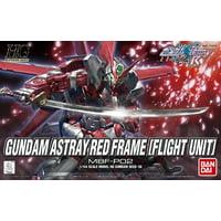 Bandai Hobby Gundam SEED #58 Astray Red Frame Flight Unit HG 1/144 Model Kit