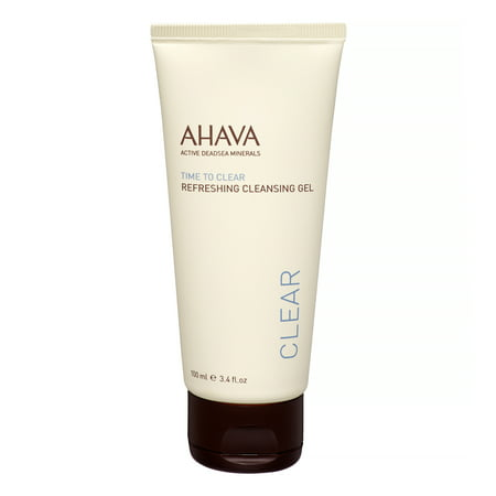 Ahava Refreshing Cleansing Gel, 3.4 Oz