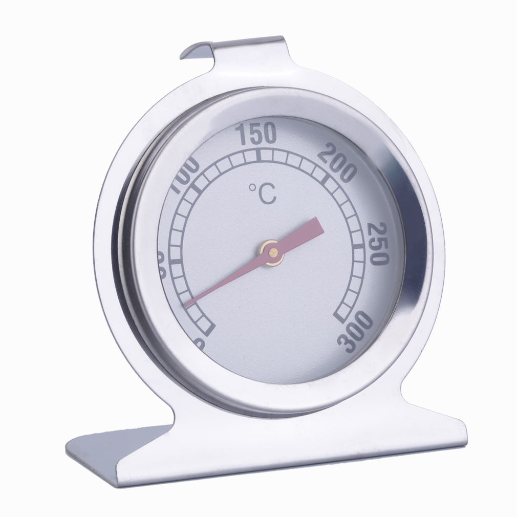 Stainless Steel Oven Thermometer Kitchen Cooking Meat Tool 300�C New by