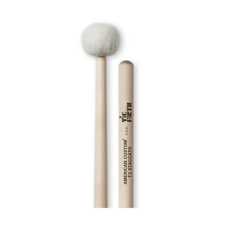 Vic Firth T3 American Custom Staccato Timpani Mallets