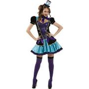 Miss Madhatter Adult Halloween Costume