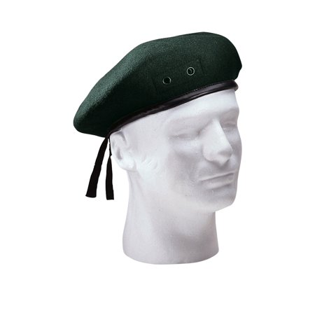 Ultra Force G.I. Style Wool Green Beret