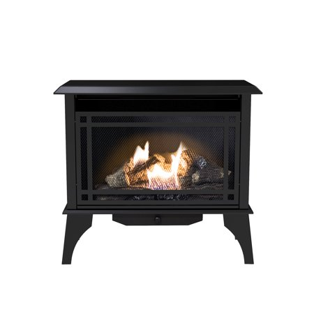 Pleasant Hearth Vfs2 Ph30dt 30 000 Btu 32 In Interate Vent Free Gas Stove