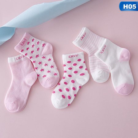 Laboratory Hot Plates Thermo (TURNTABLE LAB 5 Cotton Baby Socks Put Autumn Winter Baby M Girl Thermo Socks Stylish Hot )