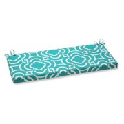 Pillow Perfect Outdoor/ Indoor Carmody Navy Bench Cushion