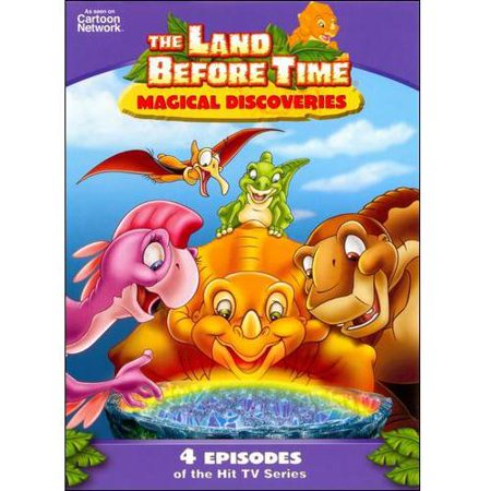 The Land Before Time: Magical Discoveries (Full Frame)