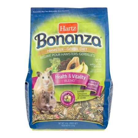 Hartz Hamster, Gerbil Diet Food, 4 lb