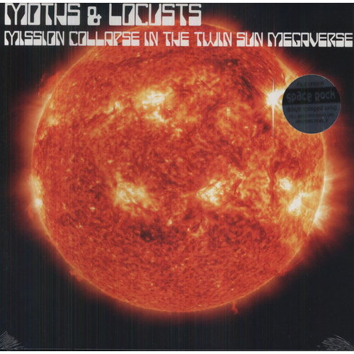 Mission Collapse In The Twin Sun Megaverse (Vinyl)