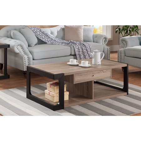 Coffee Table Black And Brown