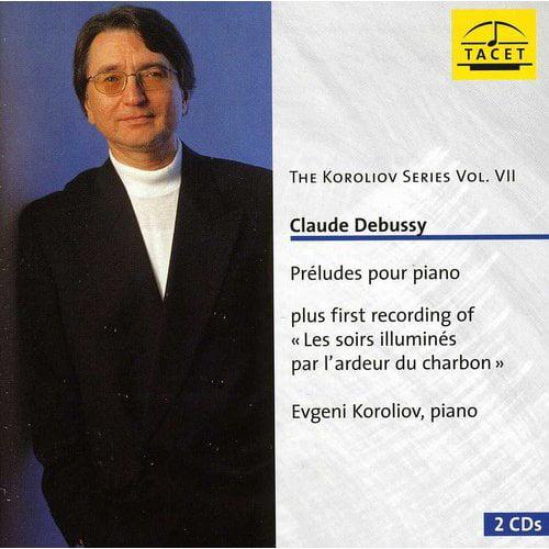 Koroliov Series 7: Claude Debussy Preludes
