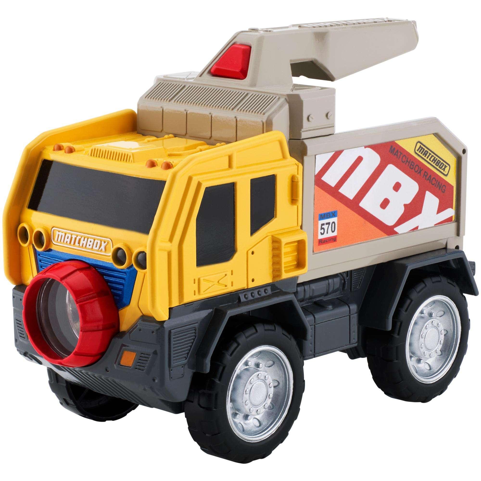 Matchbox Rally Truck Flashlight by Mattel