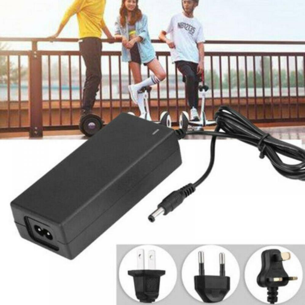 Details about  /Power Adapter Charger 29.4V 2A For 2 Wheel Self Balancing Hoverboard Scooter NEW