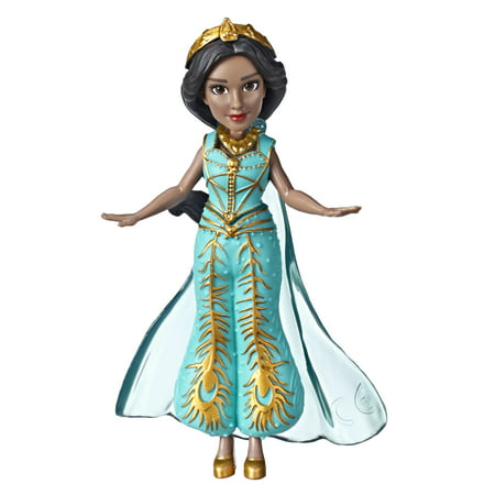 Princess Jasmine Decorations (Disney Collectible Princess Jasmine Small Doll in Teal)