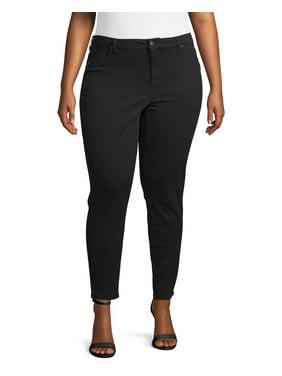 Women's Plus Size Sateen Jean