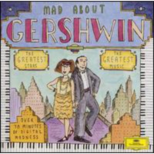 MAD ABOUT GERSHWIN (028944576825)