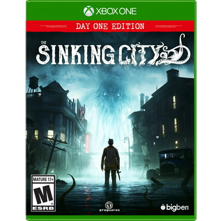 The Sinking City, Maximum Games, Xbox One, 814290014766