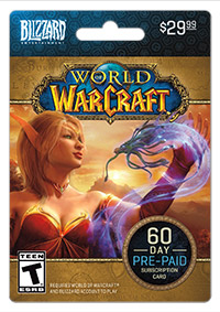 Gift Cards - Blizzard Entertainment