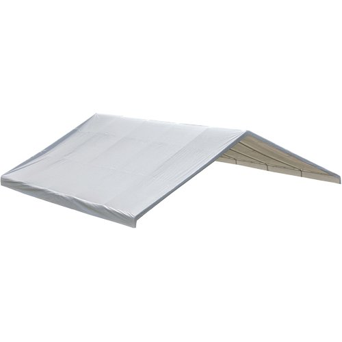 """30"""" x 30"""" Canopy White Replacement Cover for 2-3 8\ by ShelterLogic"""