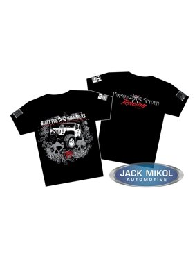 18ebca9ddca69 Product Image Poison Spyder Customs Racing BFH Black T-Shirt Men Large  50-99-103