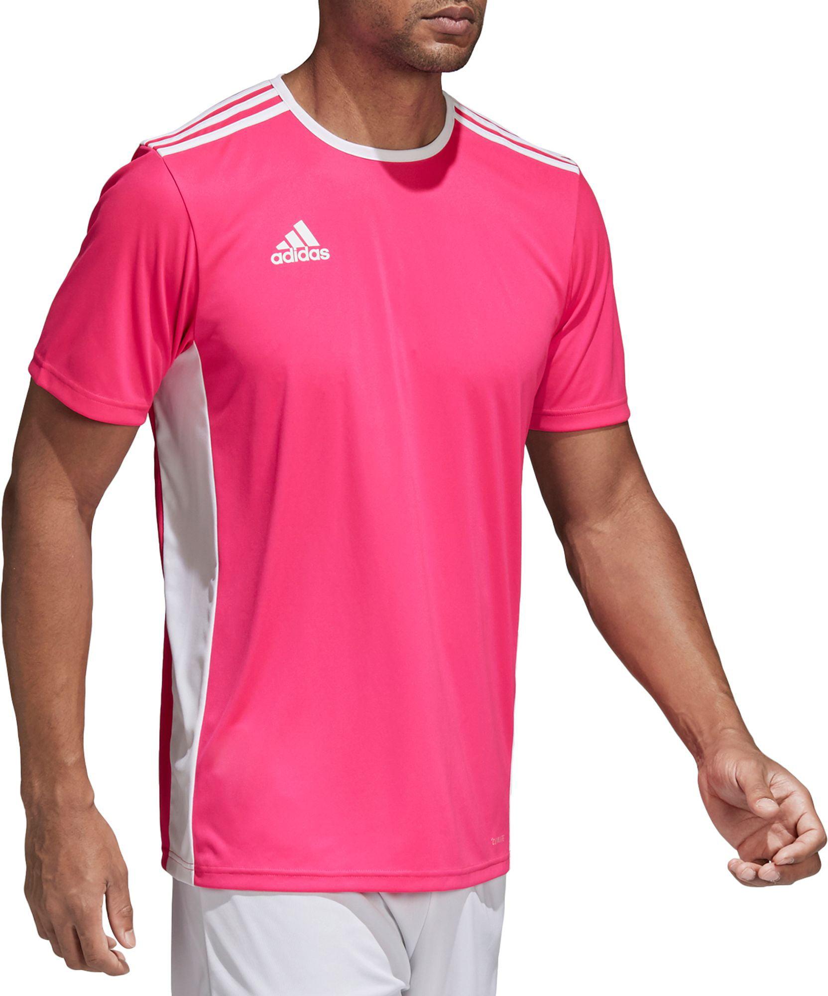adidas Men's Entrada 18 Soccer Jersey - Walmart.com
