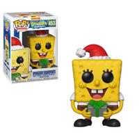 Funko POP Animation: Spongebob S2 - Bob - Xmas