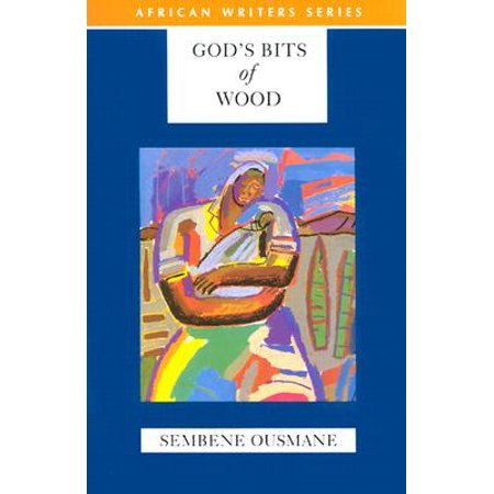 Aws African Writers: God's Bits of Wood New Cover (Paperback)
