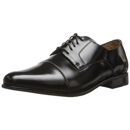 Florsheim Mens Broxton Leather Toe Cap Oxfords