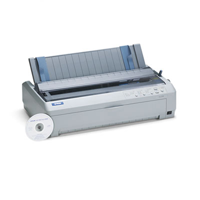 LQ-2090 Wide-Format Dot Matrix Printer, Sold as 1 Each