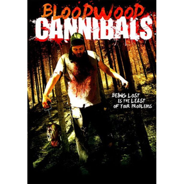 Bloodwood Cannibals (DVD)