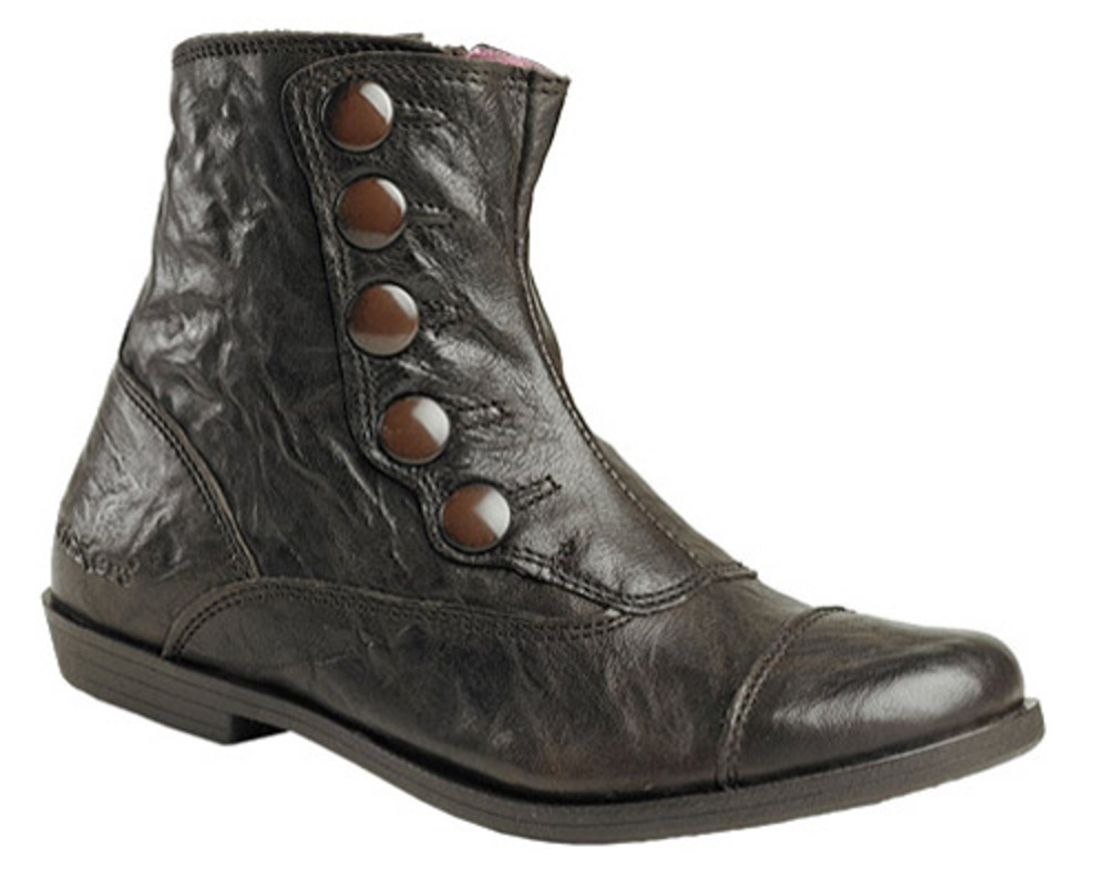 Kickers Women Edkick Boots Economical, stylish, and eye-catching shoes