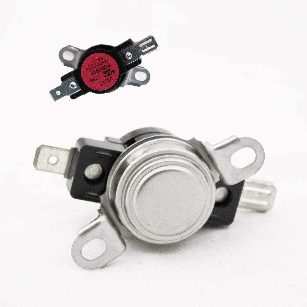 ForeverPRO 4450934 Thermostat Spst Upper for Whirlpool Wall Oven 589644 AH374465 EA374465 PS374465