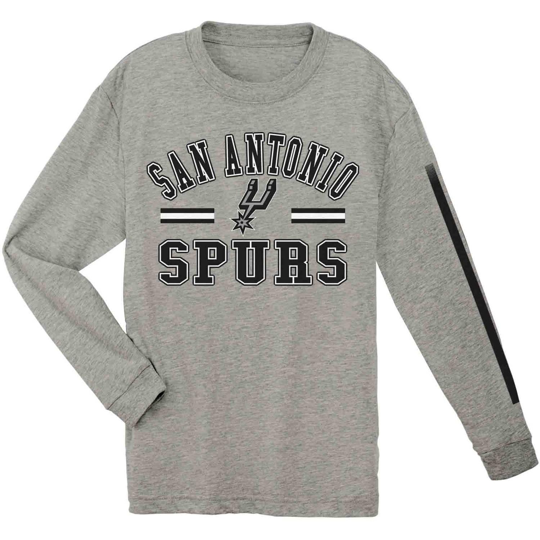 NBA San Antonio Spurs Youth Team Long Sleeve Tee