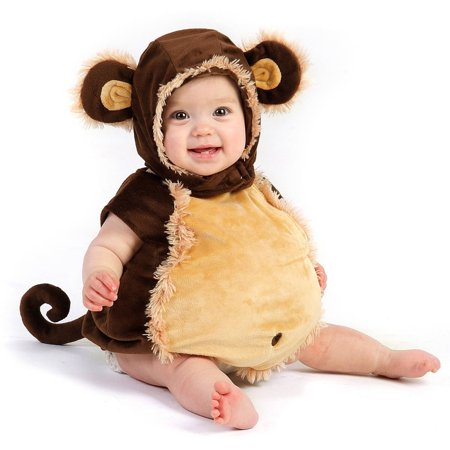 Mischievous Monkey Infant Halloween Costume](Baby Monkey Halloween Costumes)
