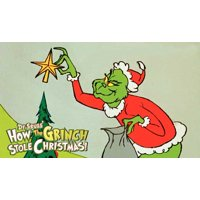 How the Grinch Stole Christmas (1966) 11x17 Movie Poster