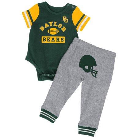 Baby Boys' MVP Baylor University Bears Bodysuit and Pant (Bear Bodysuit)