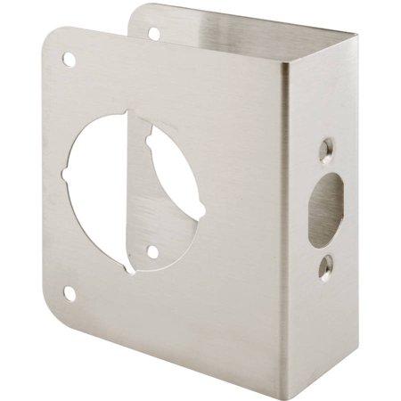 Prime Line U9590 Stainless Steel Lock and Door Reinforcer ()