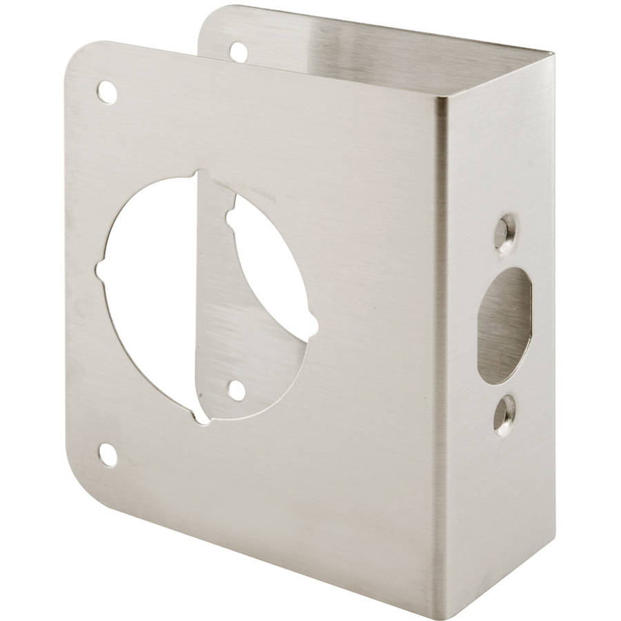 Prime Line U9590 Stainless Steel Lock and Door Reinforcer
